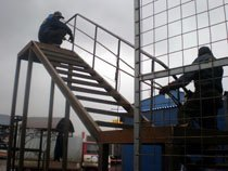 ремонт металлических изделий в Мурманске